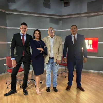 Entrevista en Estado Nacional con Liliana Carranza.